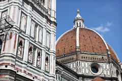 Duomo in Florence Italy Royalty Free Stock Photo
