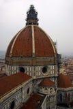 Duomo in Florence, Italy. Duomo in Florence Italy, near the Uffizi Gallery Royalty Free Stock Photo