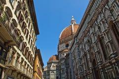 Duomo Florence Italy Stock Photos