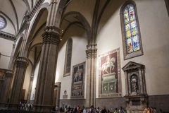Duomo in florence italy Stock Photography