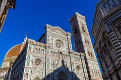 Duomo in Florence - Italy Stock Image