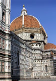 The Duomo of Florence Italy Royalty Free Stock Images