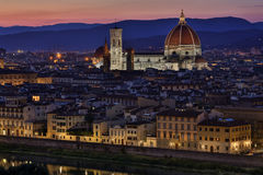 The Duomo - Florence - Italy Royalty Free Stock Photos