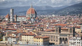 Duomo in Florence Italy Royalty Free Stock Image