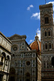 Il Duomo in Florence, Italy Royalty Free Stock Photography