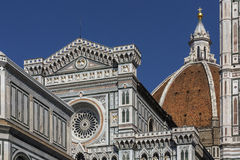 The Duomo - Florence - Italy Stock Photography