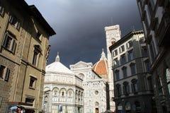 Duomo, Florencia Foto de archivo