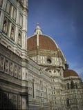 Duomo Florencia Italia Imagenes de archivo