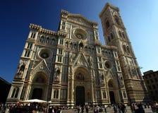 Duomo in Florenz, Italien Stockfotos
