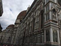 Duomo in Florenz, Italien Lizenzfreies Stockfoto