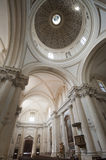 Duomo of Foligno, interior Stock Photos