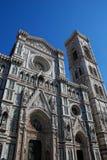 Duomo i Florence, Tuscany Arkivfoton