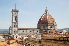 Duomo Il, Флоренс Стоковая Фотография RF