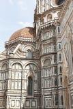 Duomo Il, Флоренс Стоковая Фотография