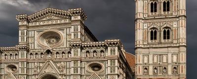 Duomo Il, Флоренс Стоковые Фото