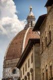 Duomo Il, Флоренс Стоковые Изображения RF