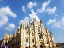 Duomo Italien Lizenzfreie Stockfotografie