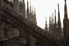 Duomo in Italy Royalty Free Stock Images