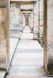 Duomo katedry dach, Mediolan Zdjęcie Royalty Free