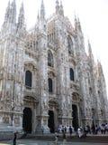 Duomo, Mailand-Kathedrale Stockbild