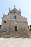 Duomo of Massa Marittima Stock Photos