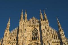 Duomo Milaan Stock Afbeeldingen