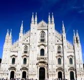 Duomo, Milan royalty free stock photos