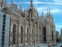 Duomo Milan Stock Photo