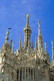 Duomo of Milan. The Duomo (Cathedral)of Milan, Italy stock image