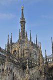 Duomo of Milan Royalty Free Stock Photo