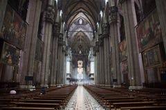 Duomo of Milan Stock Images