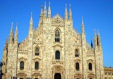 Duomo in Milan Stock Images