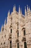Duomo of Milan Royalty Free Stock Photo