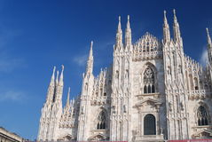 Duomo of milan Stock Photos