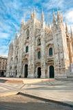 Duomo in Milan Stock Photos