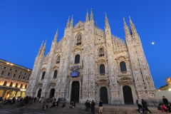 Duomo of Milan Stock Photography
