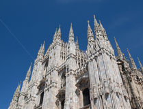 Duomo, Milan Royalty Free Stock Photos