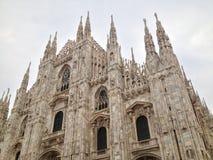 Duomo Milan Stock Photography