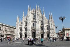 Duomo, Milan Cathedral Stock Photography