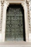 Duomo in Milan Royalty Free Stock Images