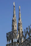 Duomo in Milan Royalty Free Stock Image