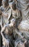 Duomo of Milan. Detail Stock Image