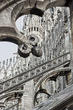 Duomo in milan Stock Photo
