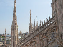Duomo, Milan Royalty Free Stock Photo