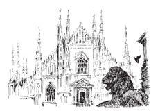 Duomo, Milan Stock Photos