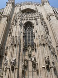 Duomo, Milan (Italie) Image libre de droits