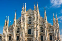 Duomo in Milan, Italy. Stock Photography