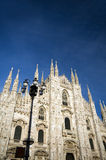 The Duomo Milan Italy Royalty Free Stock Photo