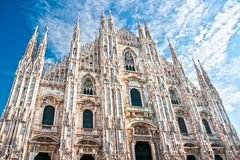 Duomo of Milan, Italy. Stock Photography