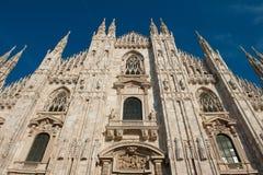 Duomo in Milan, Italy Royalty Free Stock Image